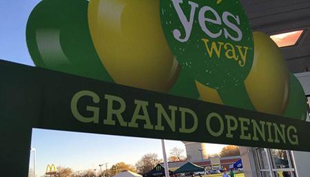 Grand Openings
