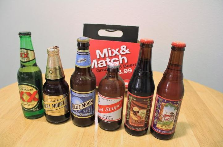Mix and Match Beer
