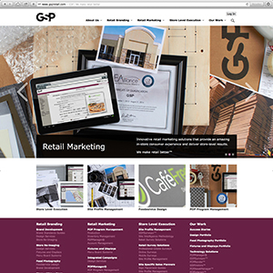 GSP Corporate Web Site