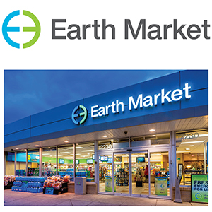 Earth Market Logo