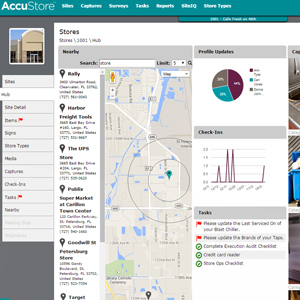 AccuStore® Store Hub
