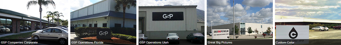 GSP Companies Locations