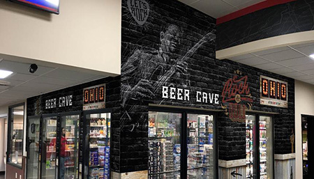 Beer Cave Destination