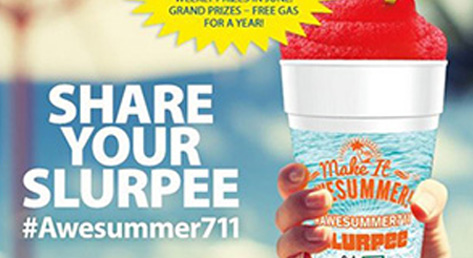 #Awesummer Summer Campaign Drives Slurpee Sales Increase