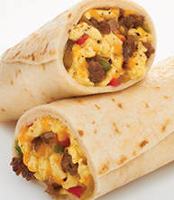 Photo shoot captures appetizing images for new foodservice line