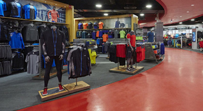 Sports Retailer Makes Faster Merchandising Changes
