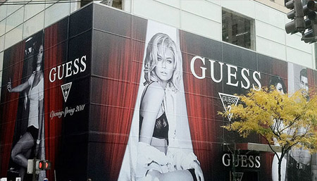 Guess Outdoor Wrap